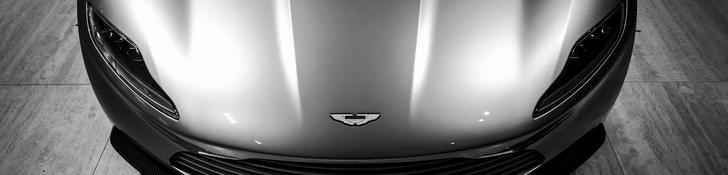 Aston Martin DB10 glänzt in Hilversum