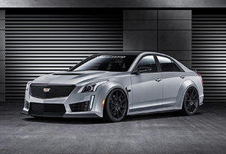Cadillac CTS-V krijgt dankzij Hennessey Performance 1.000 pk