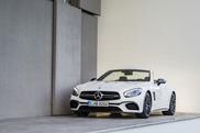 Mercedes-AMG SL 63 und 65 bekommen ein neues Gesicht