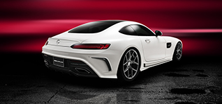 WALD International geeft preview Mercedes-AMG GT