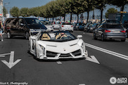 Veneno, One:1 and Bugatti Veyron are being impounded