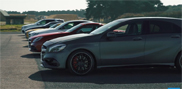 Video: The ultimate Mercedes-AMG race