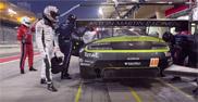 Video: Aston Martin does 'Mannequin Challenge'