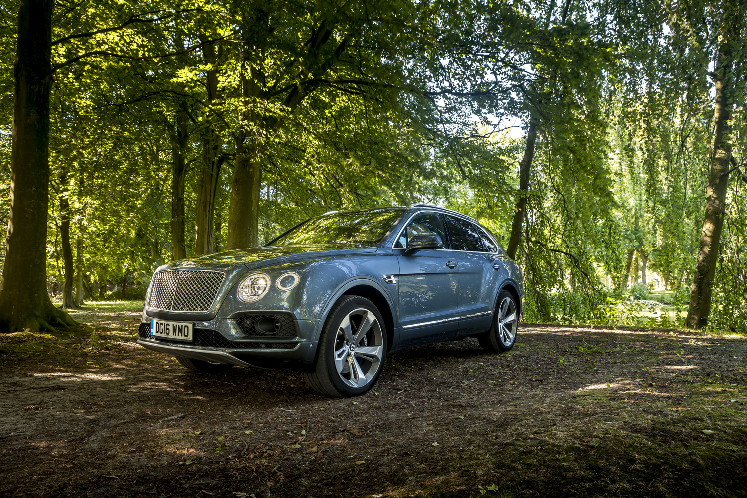 Driven Bentley Bentayga 6 0 W12