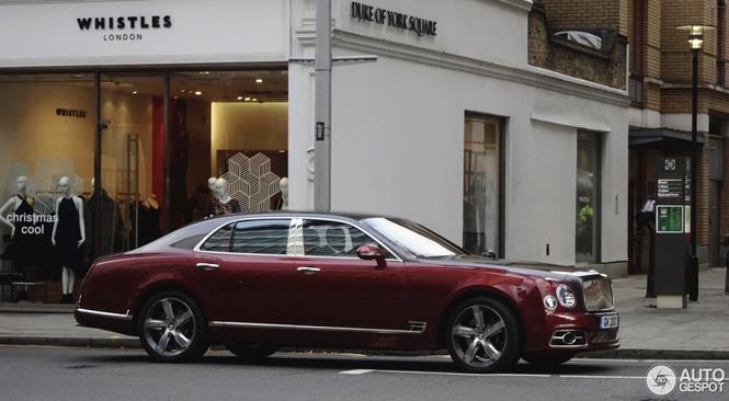 Eigenaar blijft trouw aan Bentley