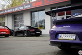 Ultravioletka w 911Garage