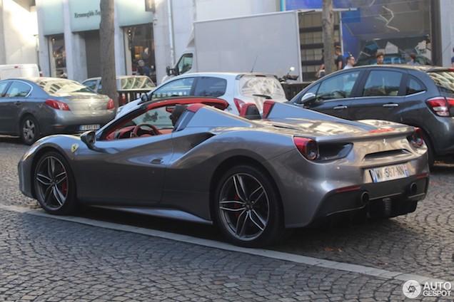 Is grijs een geschikt alternatief voor een rode Ferrari?