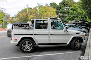 Unique: Mercedes-Benz G 55 AMG Cabriolet