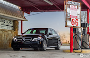 Photoshoot: Mercedes E63 S AMG in Texas