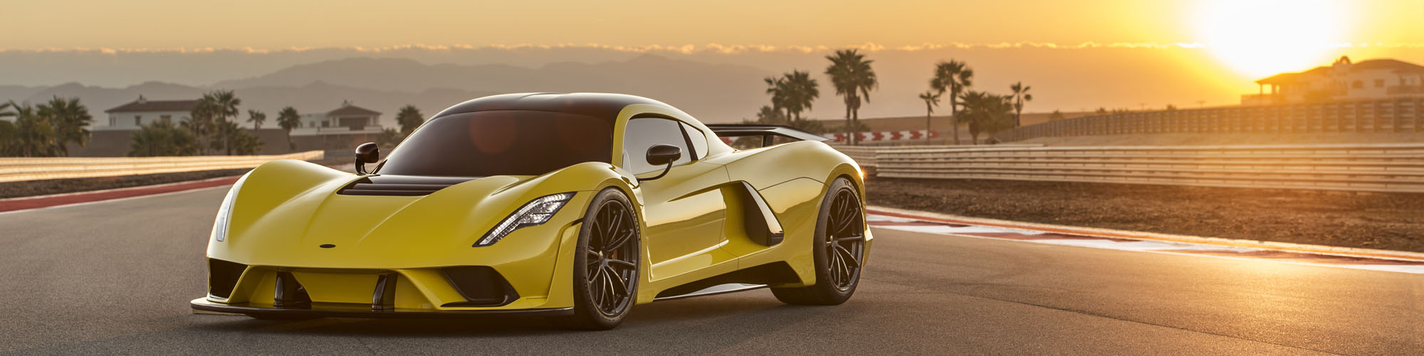 America's Hypercar: Hennessey Venom F5
