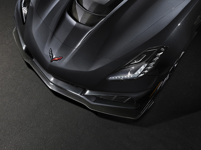 Chevrolet Corvette ZR1 is terug! En hoe