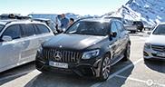 Großglockner is speeltuin voor Mercedes-AMG