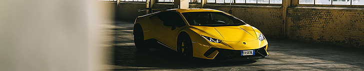 Driven: Lamborghini Huracán LP640-4 Performante