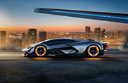 Lamborghini Terzo Millennio: A Future Vision