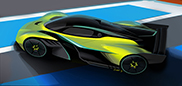 Meet the Valkyrie AMR Pro - AM's track monster