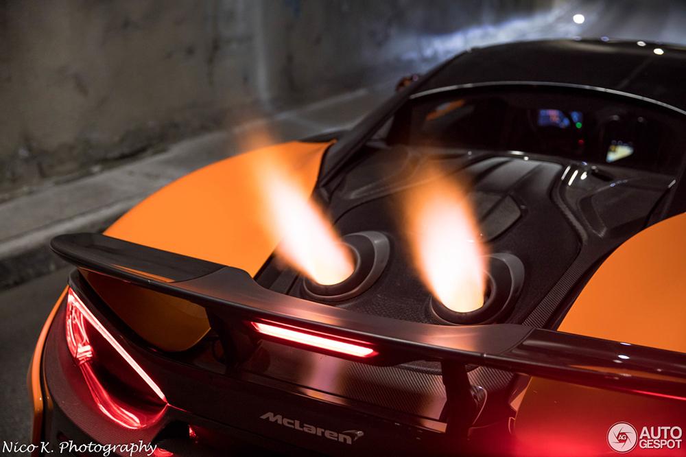 McLaren 600LT is vuurspuwend monster