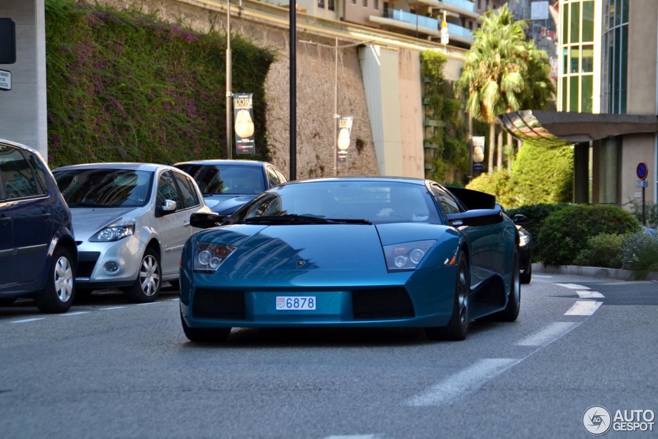 Murcielago 40th Anniversario gespot in Monaco