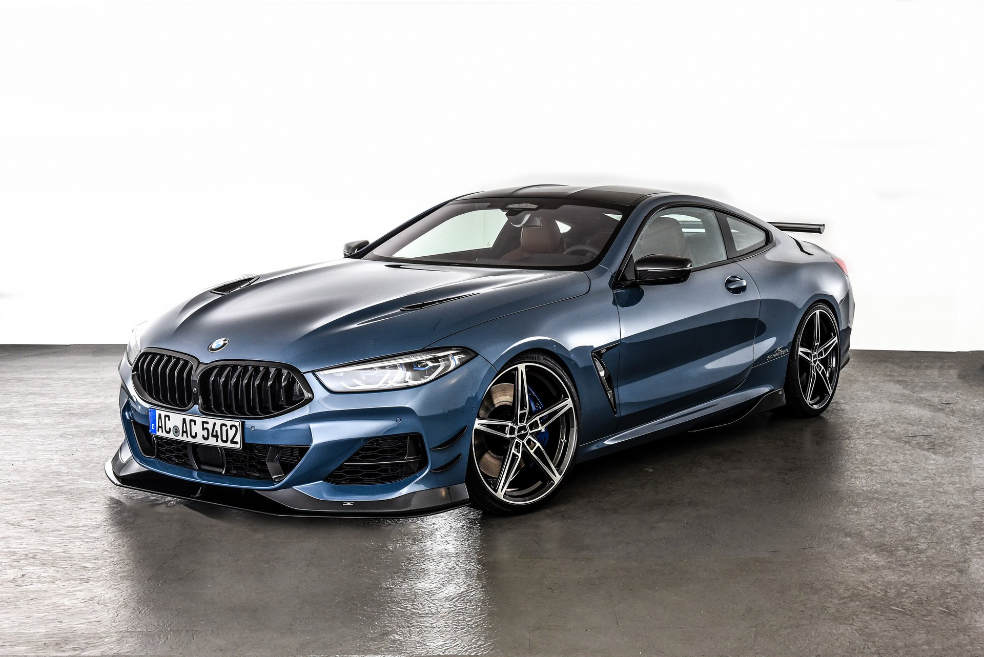 BMW M850i AC Schnitzer is the first!