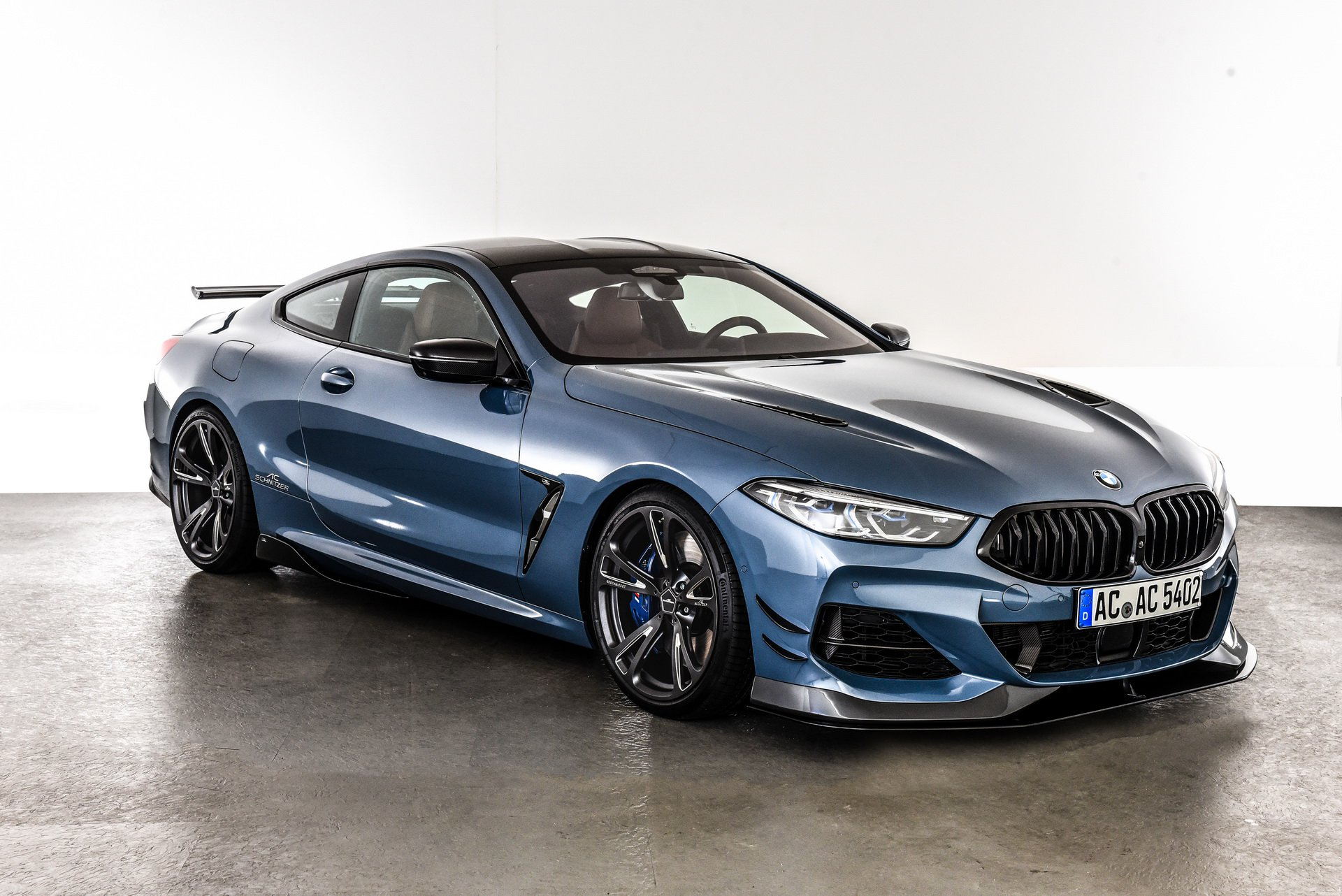 Bmw M850i Ac Schnitzer Is The First