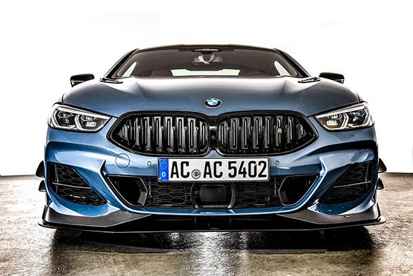 BMW M850i AC Schnitzer is de eerste