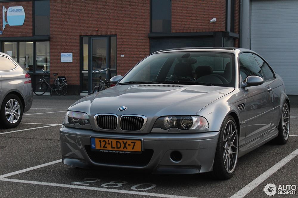 BMW M3 CSL blijft beste M3 ooit gemaakt