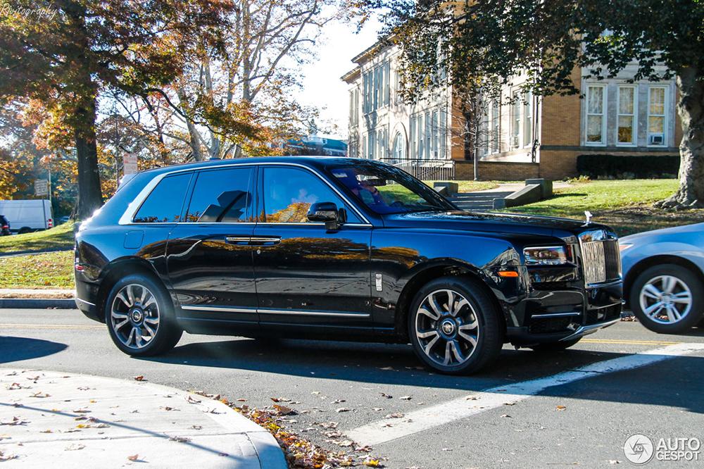 Prijs Rolls-Royce Cullinan voor Nederland bekend gemaakt