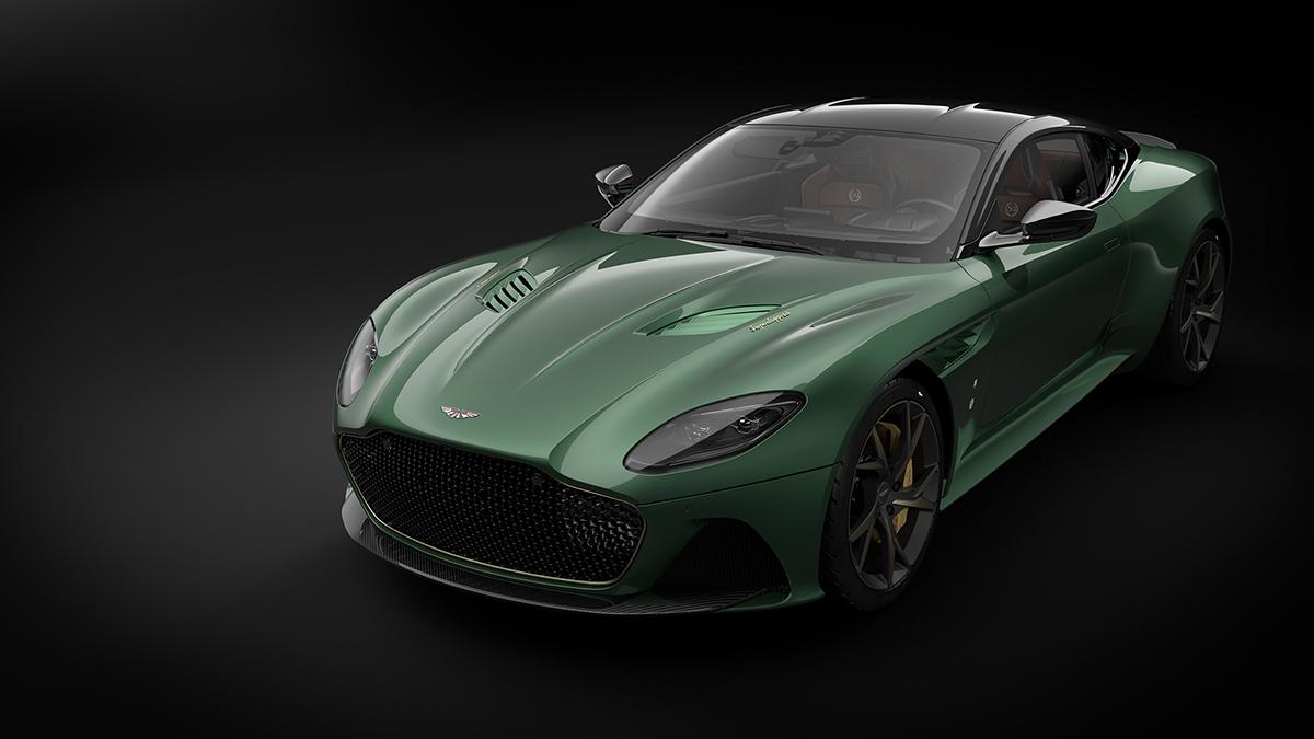 Aston Martin DBS Superleggera krijgt Le Mans behandeling