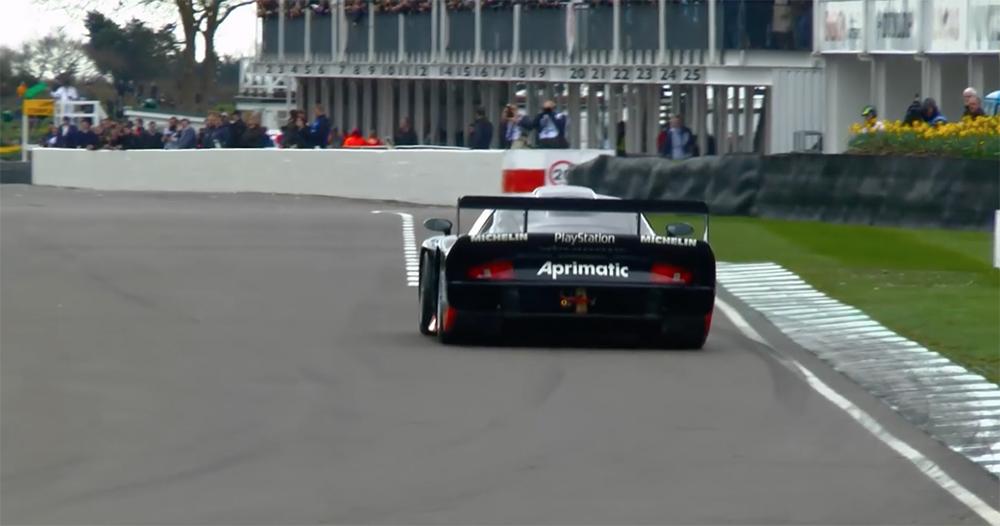 De line-up van je dromen, Porsche 911 GT1, Ferrari F40LM en meer