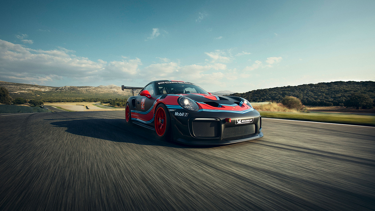 991 the Finale: GT2 RS Clubsport