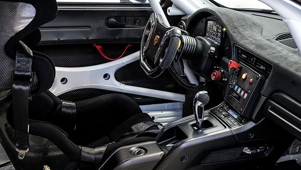 Porsche sluit de 991 reeks af met de GT2 RS Clubsport