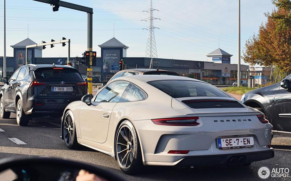 Jaguar F-TYPE Project 7 ingeruild voor Porsche 991 GT3 MkII Touring?