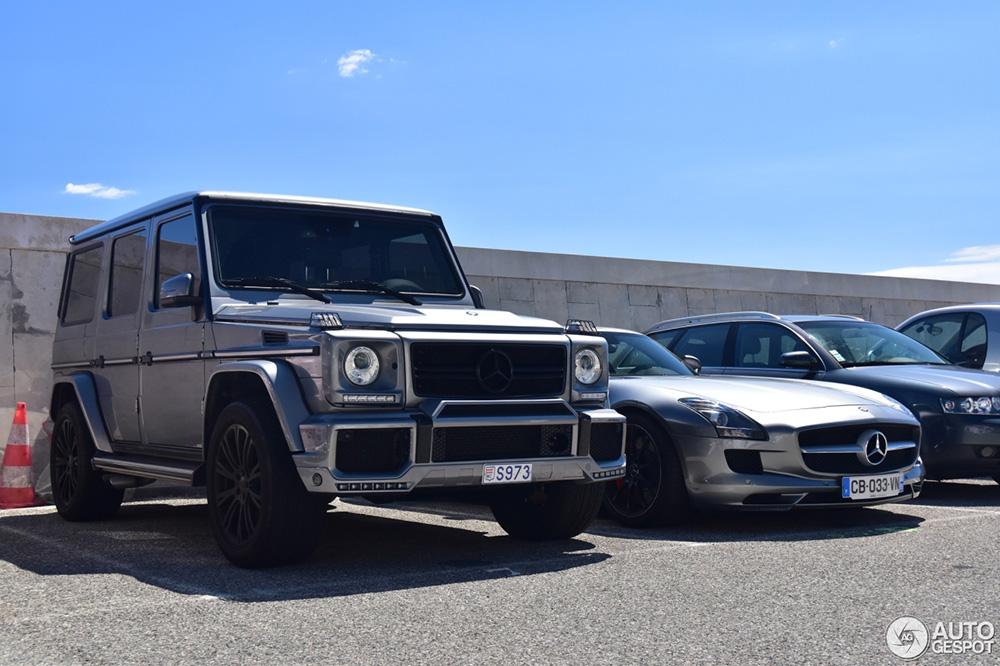Zonnige Mercedes-Benz combo om je dag op te warmen