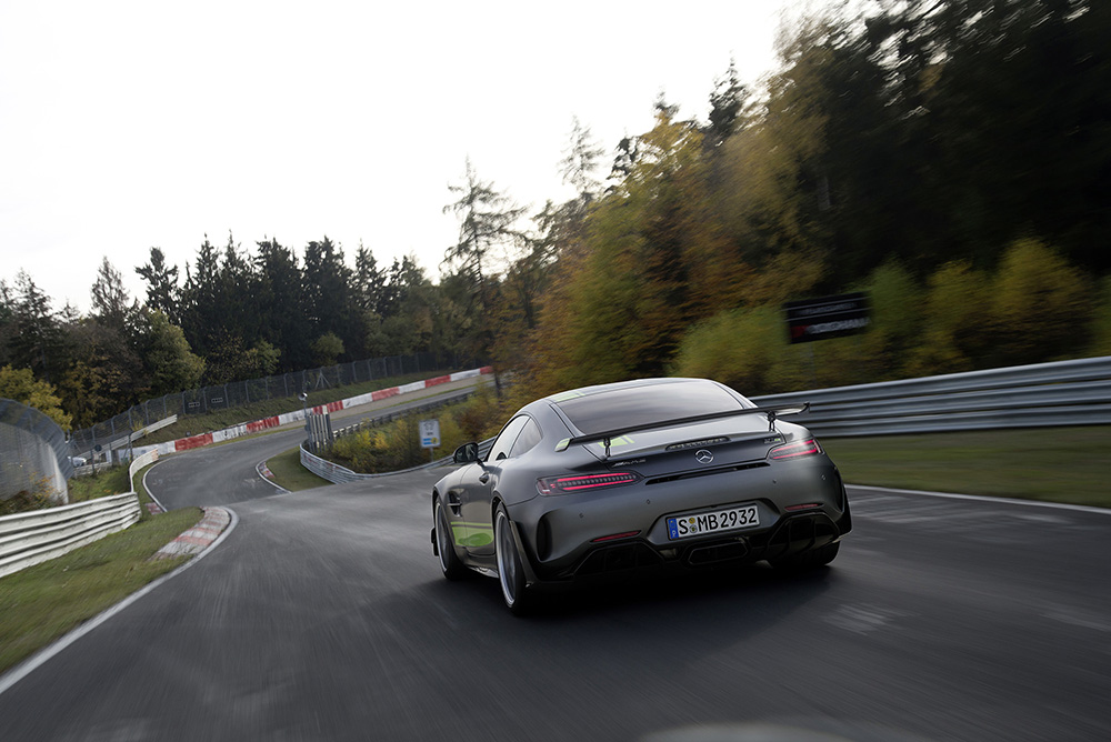 Mercedes-AMG GT R PRO is nieuwste toevoeging aan GT familie