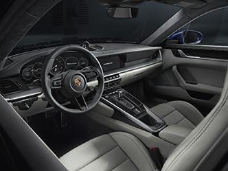Eindelijk officieel: de nieuwe Porsche 911