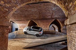 Range Rover Evoque zet nieuwe stap richting wereldominantie