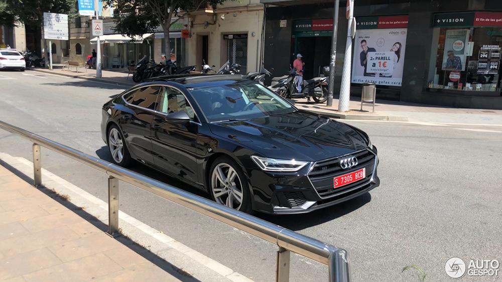 Audi S7 Sportback mag nu wel eens komen