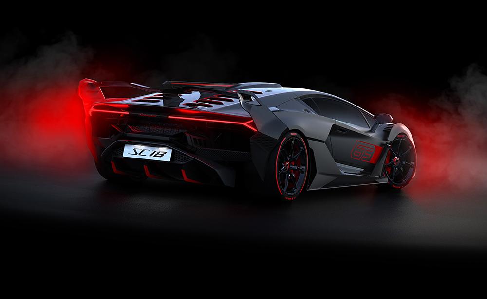 Lamborghini Sc18 The First One Off Created By Squadra Corse