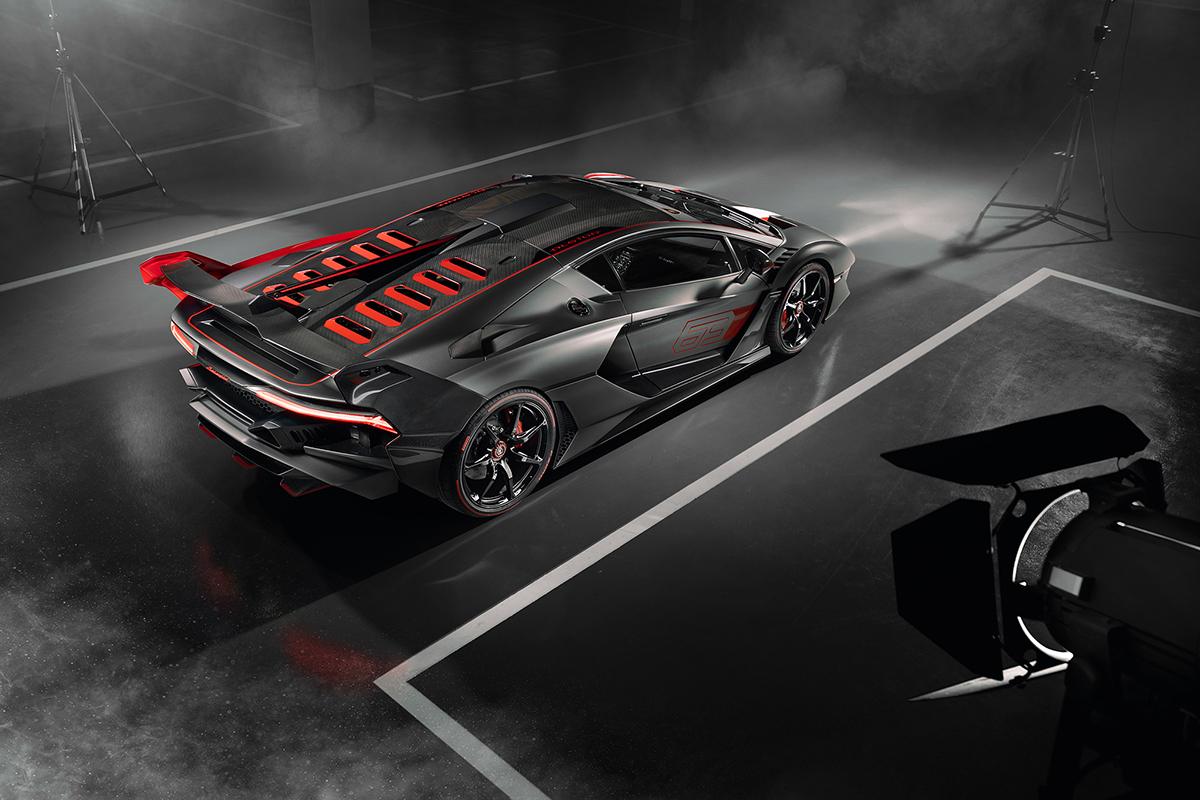 Lamborghini SC18: de eerste one-off door Squadra Corsa