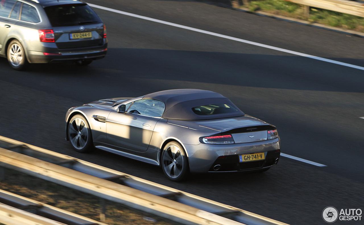 Deze Aston Martin V12 Vantage zien we voor het eerst