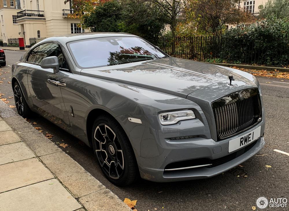 Rolls-Royce Wraith heeft jongeren pakket