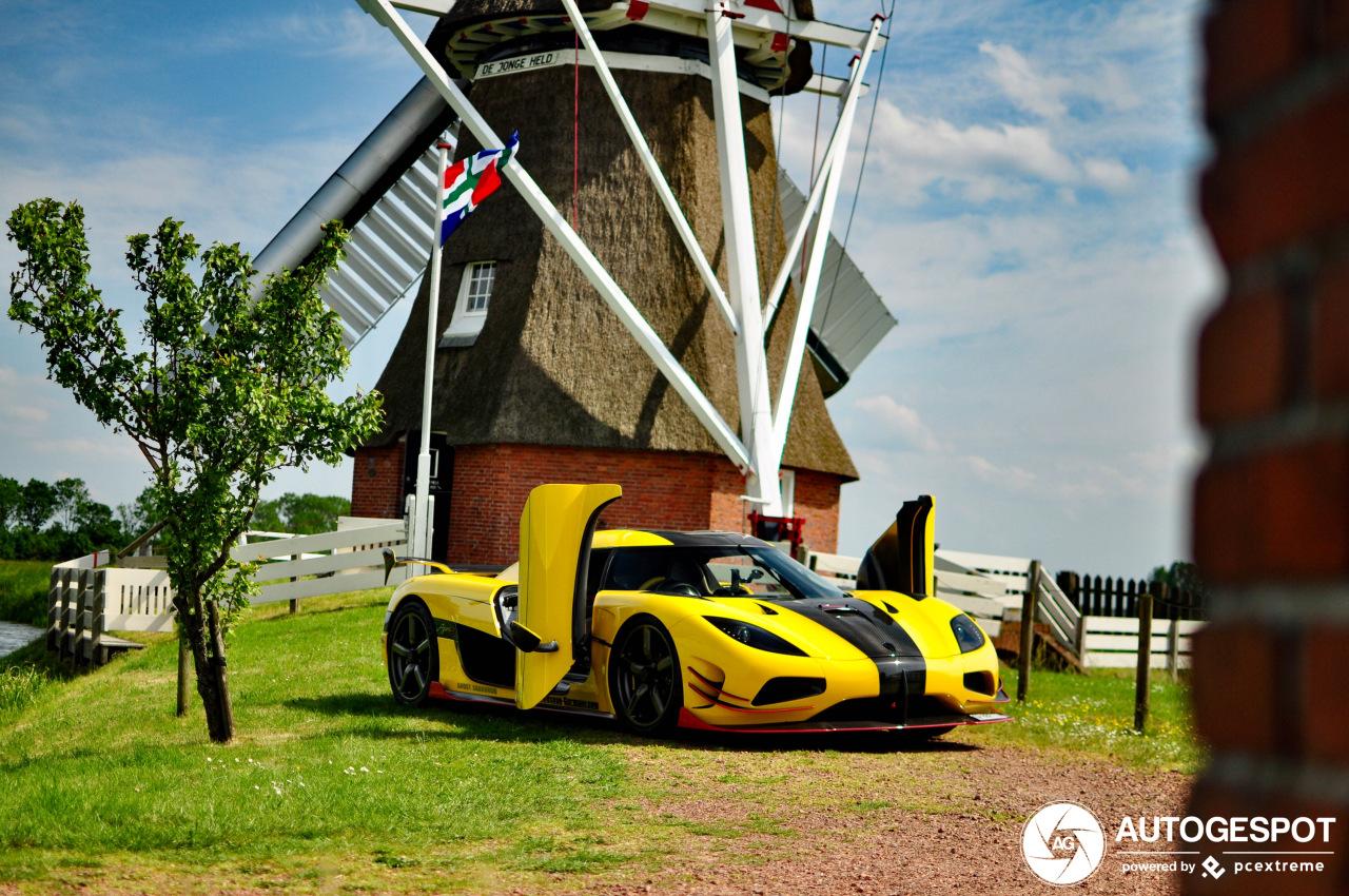 Spot van de dag: Koenigsegg Agera RS ML