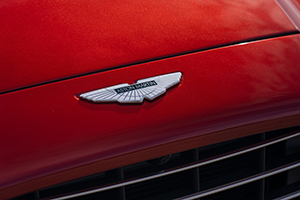 Aston Martins launches the long awaited DBX