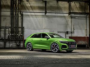 De Audi RS Q8 staat binnenkort bekend als de tank