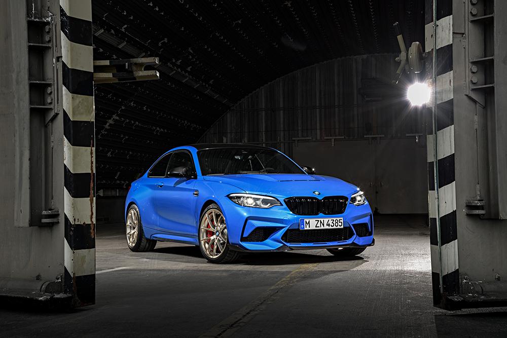 Officieel: de BMW M2 CS