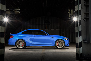 BMW presents the new BMW M2 CS