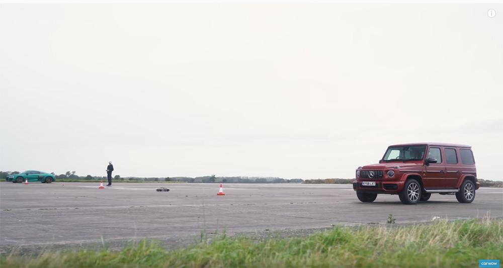 Filmpje: een dragrace als deze heb je nog nooit gezien