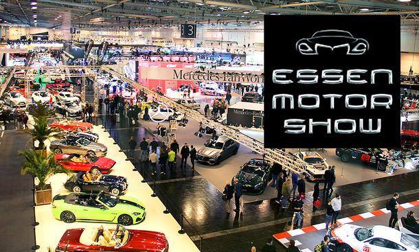 Win kaarten voor de Essen Motor Show!
