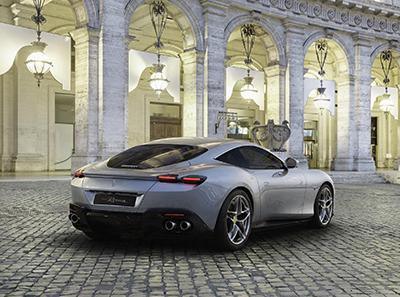 Ferrari presenteert de Roma