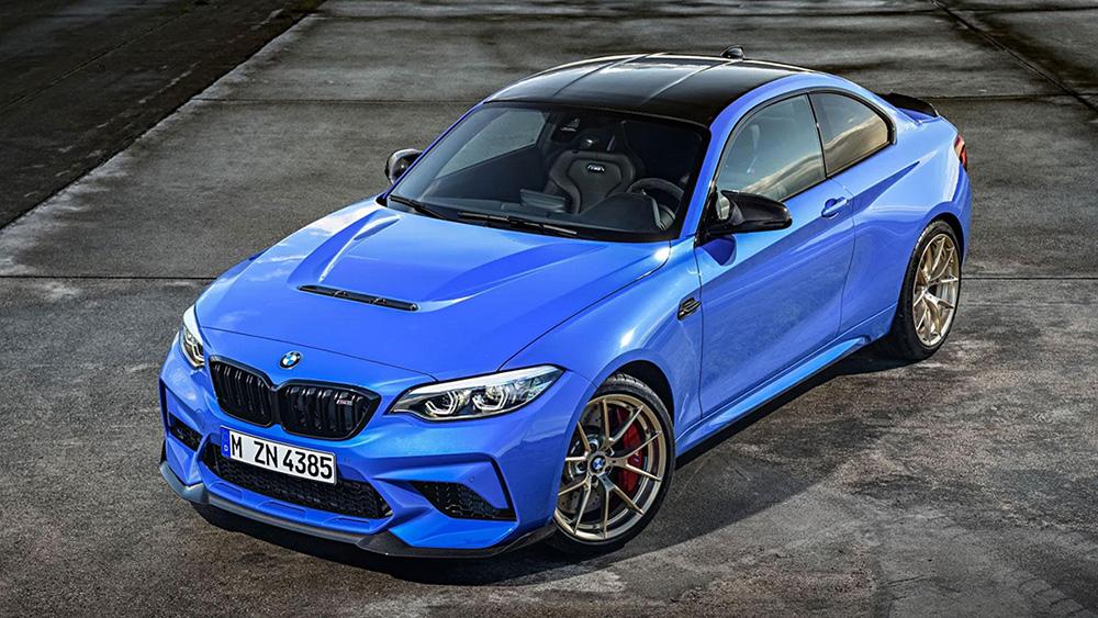 Dit is de auto die je in 2020 wil hebben: BMW M2 CS