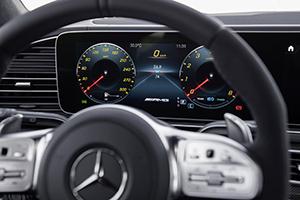 Mercedes-AMG GLS 63 is een zevenpersoons raket